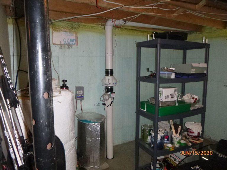 Radon testing (2)